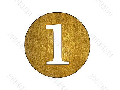 3d golden number