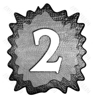 3d metal  two number