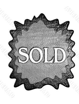 3d metal sold mark