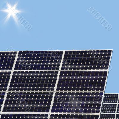 solar energy for electricity generation