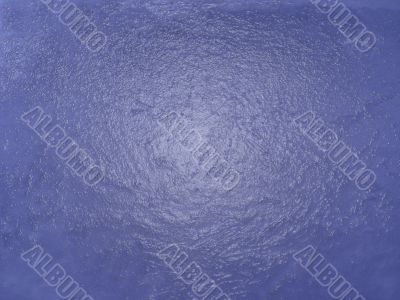 Blue icy abstract background