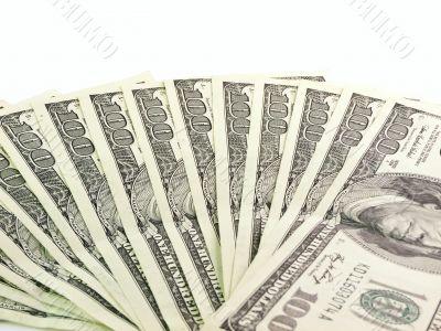 Heap from dollars