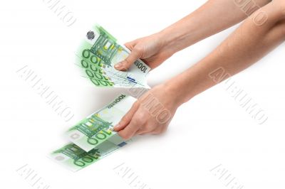 Hands considers euro