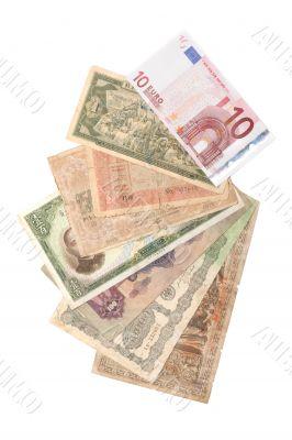 Bills of the money