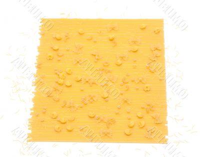 Dry noodle, spaghetti
