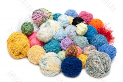 Ball of the threads