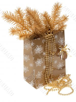 Cristmas gift package