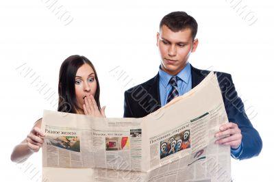 daily newspaper