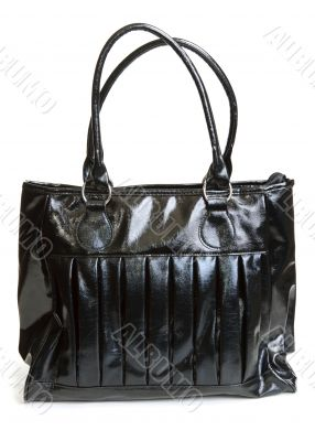 Black feminine bag