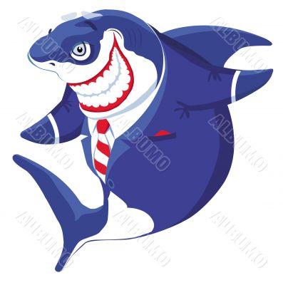 Shark of busibess
