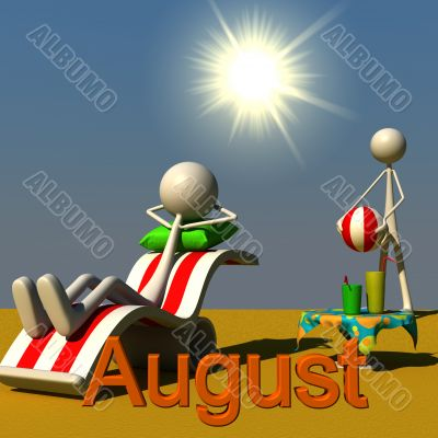 stickman - August