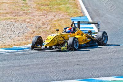 European F3 Championship, 2011