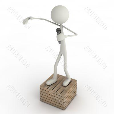 stickman rapper