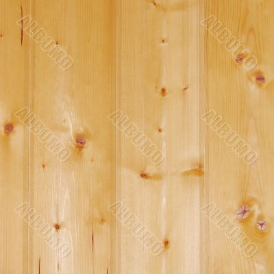 Natural light brown wooden board background