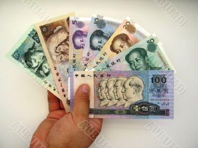 Banknotes of China