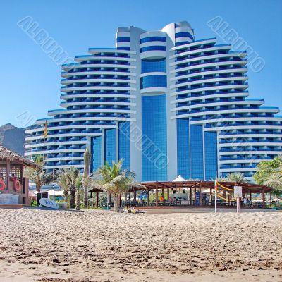 hotel Le Meridien Al Aqah Beach Resort