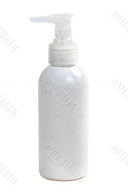 plastic bottle makeup