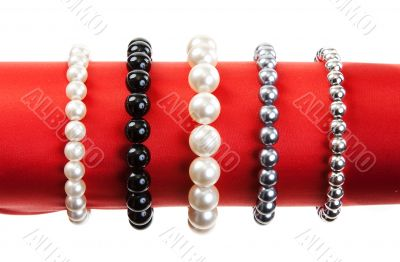 Women`s bracelets