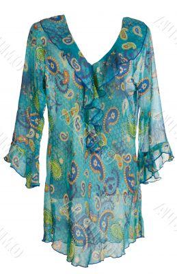transparent women`s clothing