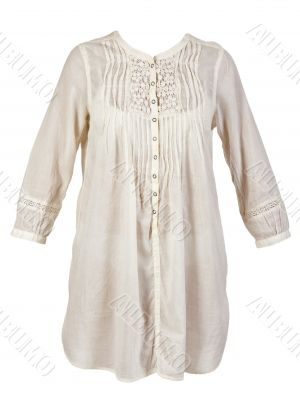Light summer women`s clothing