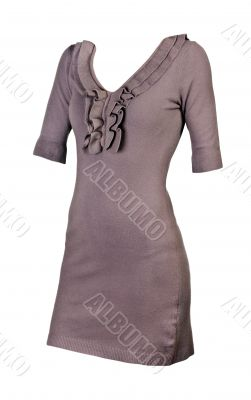 Women`s elegant dress