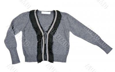warm gray jacket