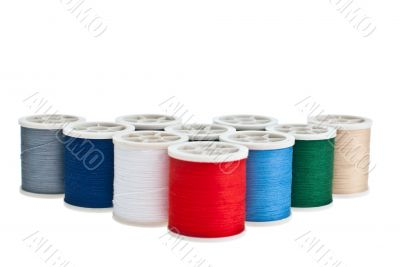 spool of thread.
