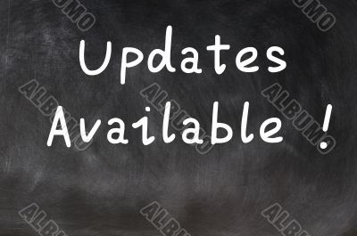 Updates available