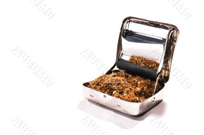 tobacco case