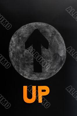 Arrow of Up