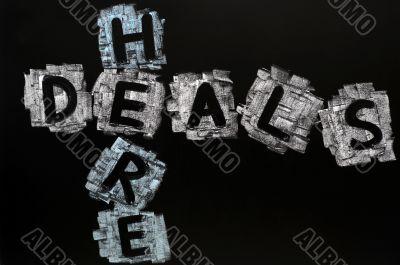 Crossword of Deals Here