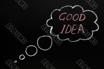 Balloons of good ideas