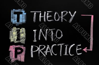 TIP acronym,theory into practice