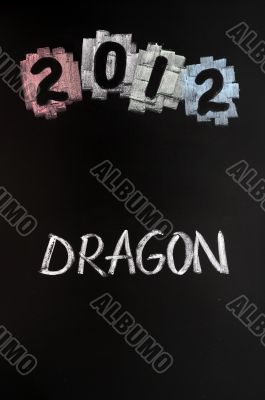 2012, the year of dragon
