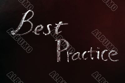 Text of `Best Practice`