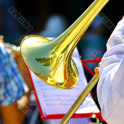 Trumpet in Orchestra