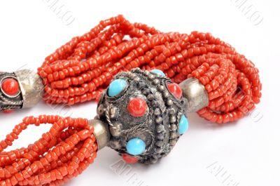 Tibetan jewelries