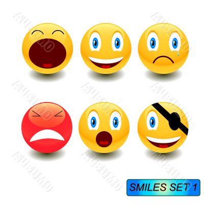 Smiles set