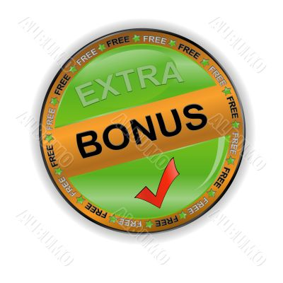Gold bonus icon