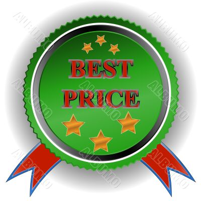 The best price icon