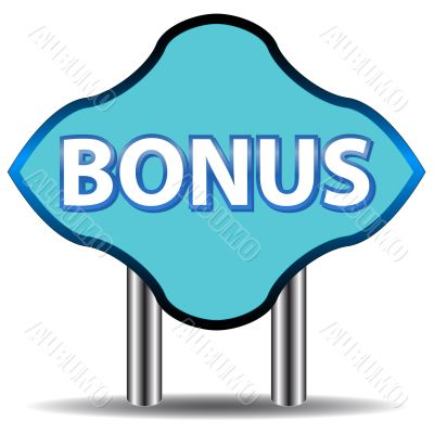 Unique bonus icon