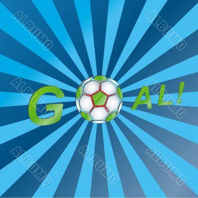 Shout a goal
