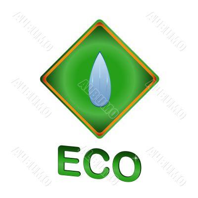 Eco symbol 2
