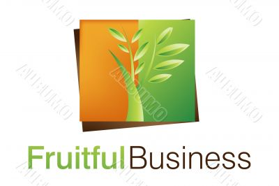 Fruitful Business Logo