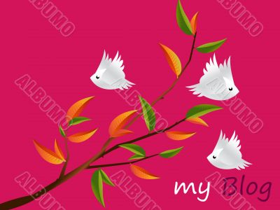 Lovebirds Character