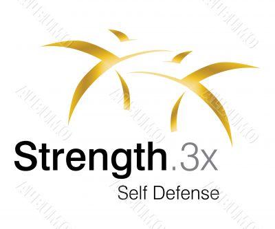 Logo Design for self defense Club