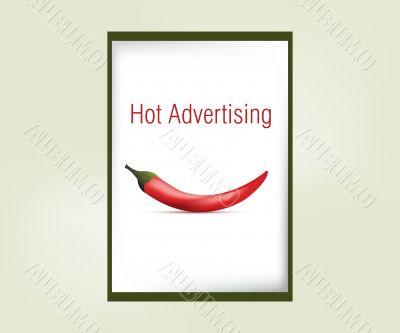 Hot Advertising