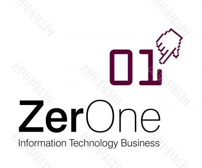 Logo Design for information technology Company