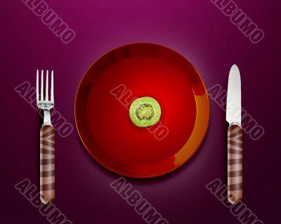 very hard diet