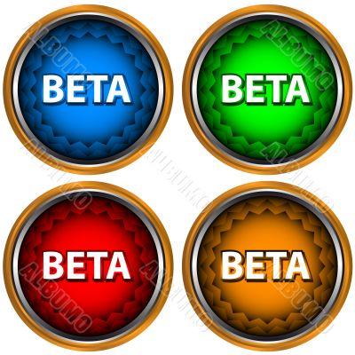 Beta icons